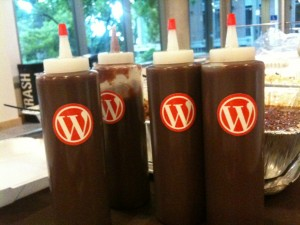 WordPress Sauce